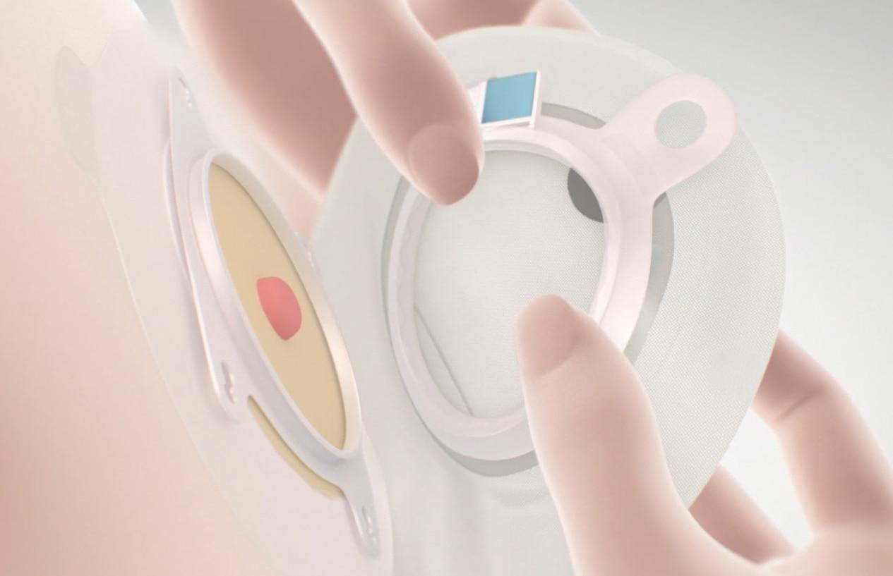 SenSura Mio Click kiinnitysvideo käyttäjille
